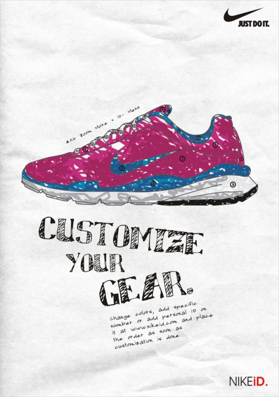 nike customize it