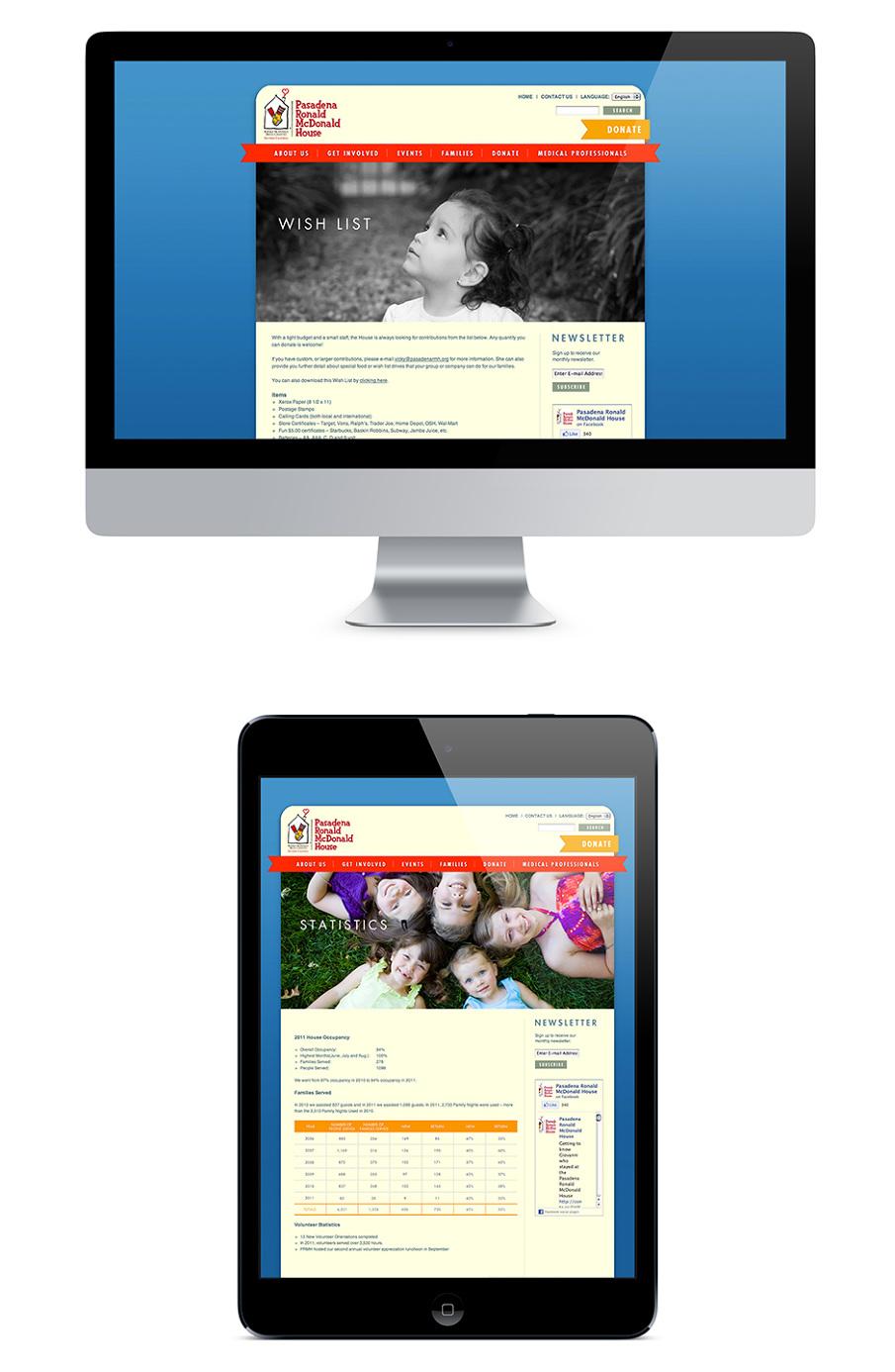 Mcdonald S Prmh Website Janson Kim