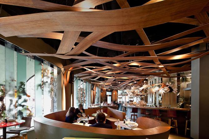 IKIBANA RESTAURANT - El Equipo Creativo - Interior Design Studio ...