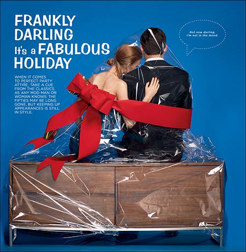 Saks Fifth Avenue - Brynn Heminway